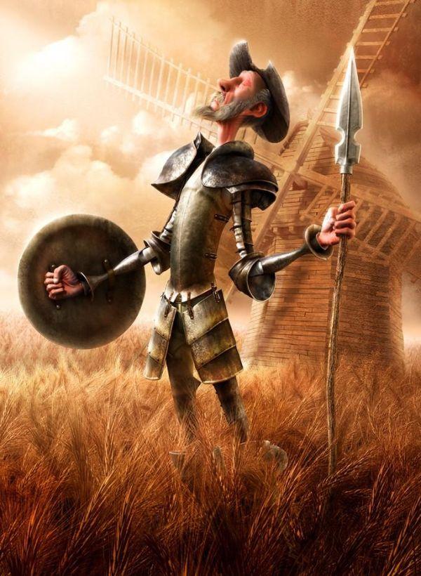 El Pensamiento de Cervantes: DON QUIJOTE DE LA MANCHA:AUDIOLIBRO
