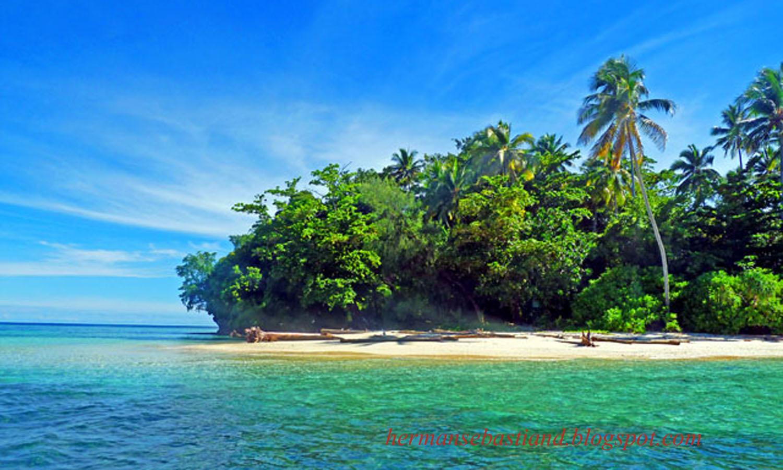 1500 x 900 · 226 kB · jpeg, Taman Nasional Teluk Cendrawasih, Papua