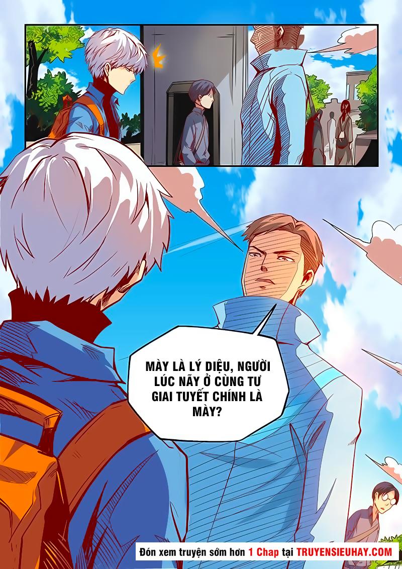 Tu Chân Tứ Vạn Niên trang 6