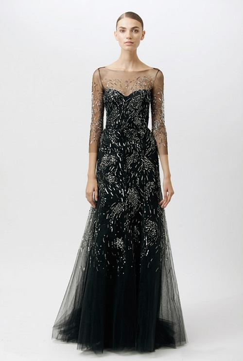 Monique Lhuillier Evening Dresses