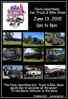 2015 Paola Heartland Car Show