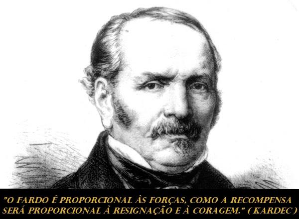 Frases Allan Kardec