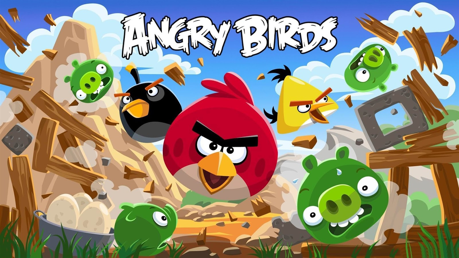 angry birds wallpapers angry birds wallpapers angry birds wallpapers