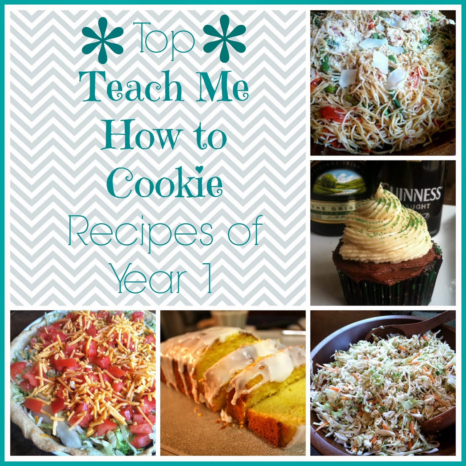 Teach Me How to Cookie Top Recipes of Year 1