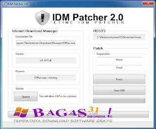 IDM Lifetime Patcher 2.0