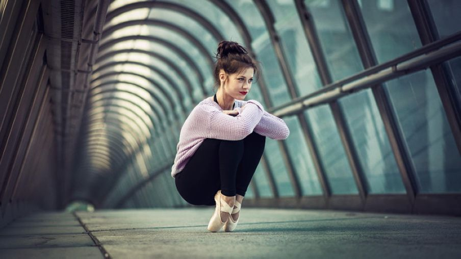 Impressive Ballet Dance Photographs