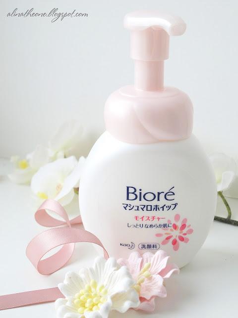 biore-очищающий-мусс