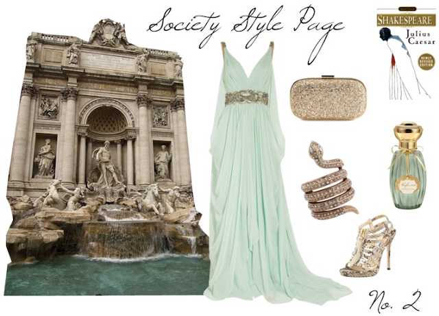 Inspiration Board | Roman Holiday