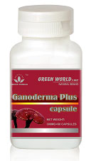 Green World Ganoderma Plus Capsule