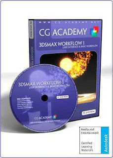 CG Academy 3Ds MAX Workflow Fundamental