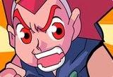 لعبة دراغون بول غوغو الاحمر Dragon Ball Red Goku