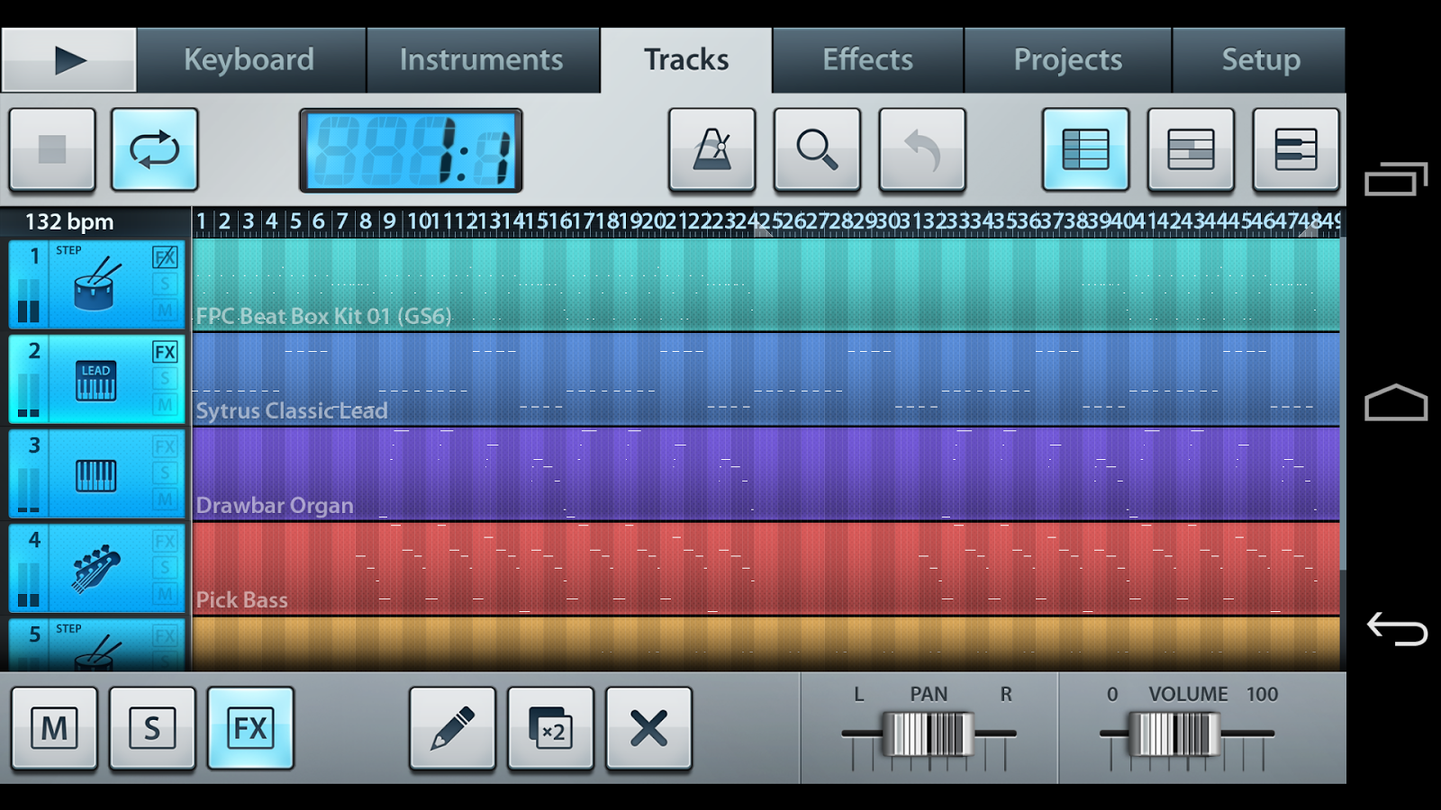 fl studio mobile free apk and obb