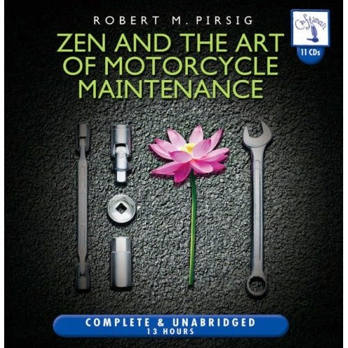 zen and the art of motorcycle maintenance essay questions