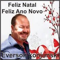 Cantagalo:Everson Konjunski deseja a todos um Feliz Natal e um próspero ano novo