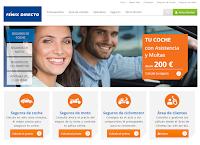 Home de la nueva Web de FENIX DIRECTO