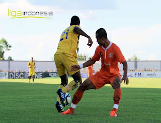 foto dan video gol pertandingan Barito Putera Vs Persisam