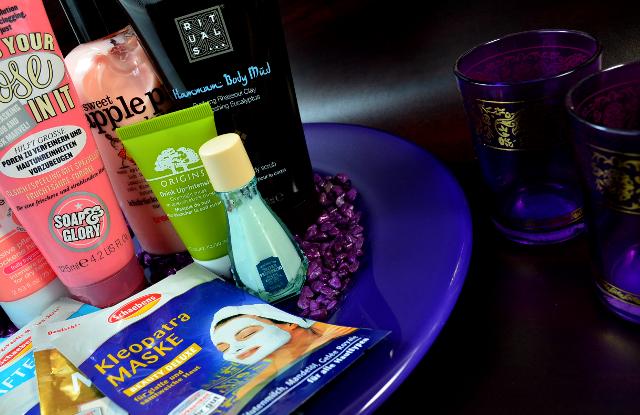 Beauty Treatment für den Mädelsabend
