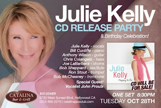 Julie Kelly CD Release Party