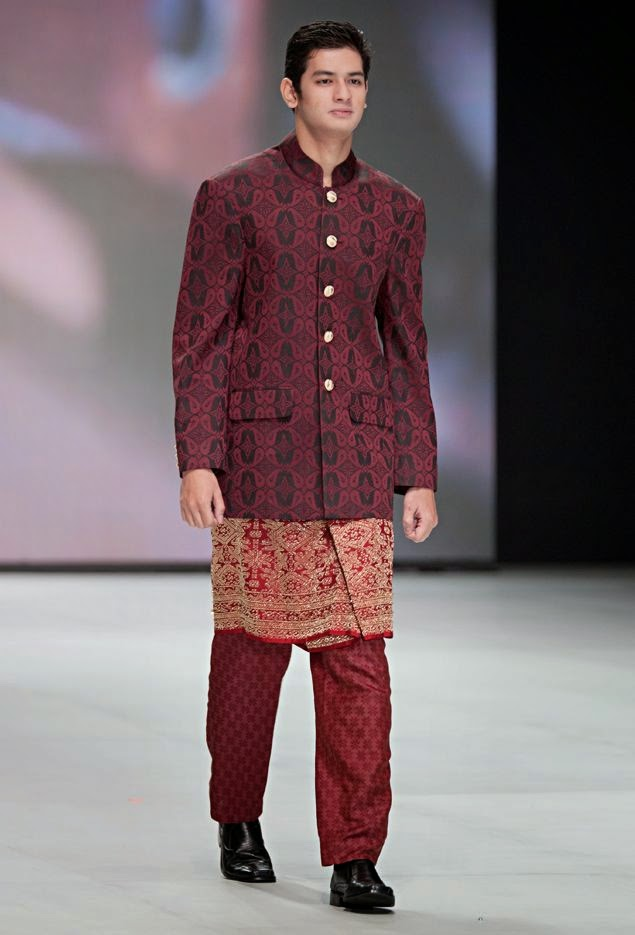 Trend Busana Muslim Terbaru 2015 Desain Baju Batik Trend