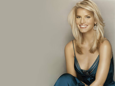 Jessica Simpson HD Wallpaper Actress
