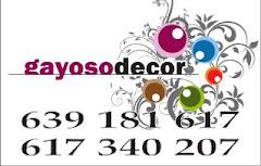 GAYOSO DECOR