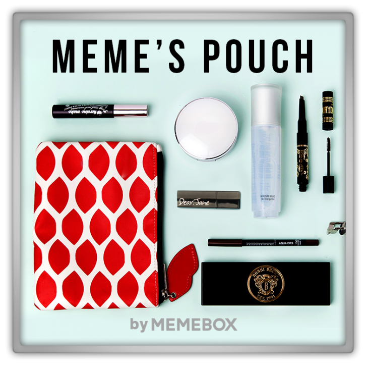 Memebox Special #36 Meme's Pouch 미미박스 Commercial