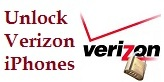 Unlock Verizon iPhone's