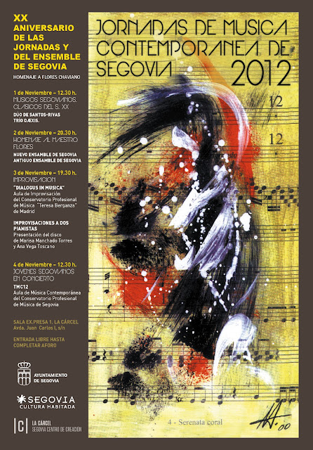 XX Jornadas de Música Contemporánea