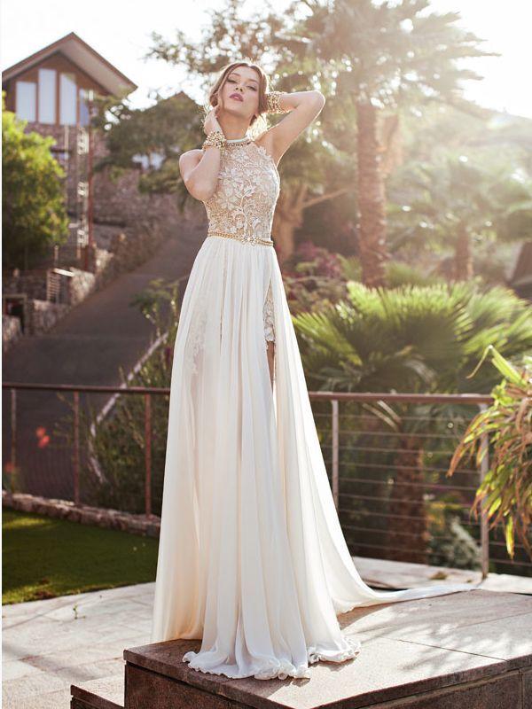 Vestido de cambio para la novia