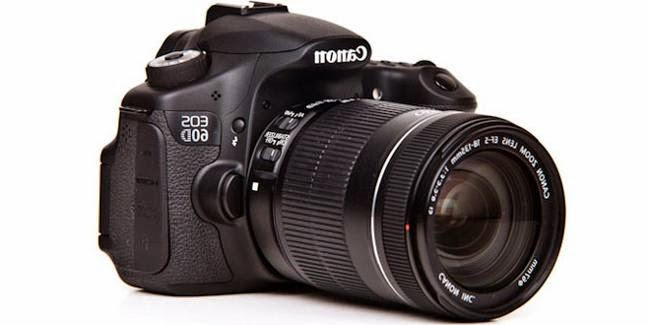 Ulasan dan Harga Kamera Canon Slr Terbaru Tahun Ini