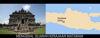 Mengenal Sejarah Kerajaan Mataram