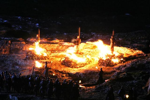 rodaje 4T juego tronos trama Stannis 5 - Juego de Tronos en los siete reinos