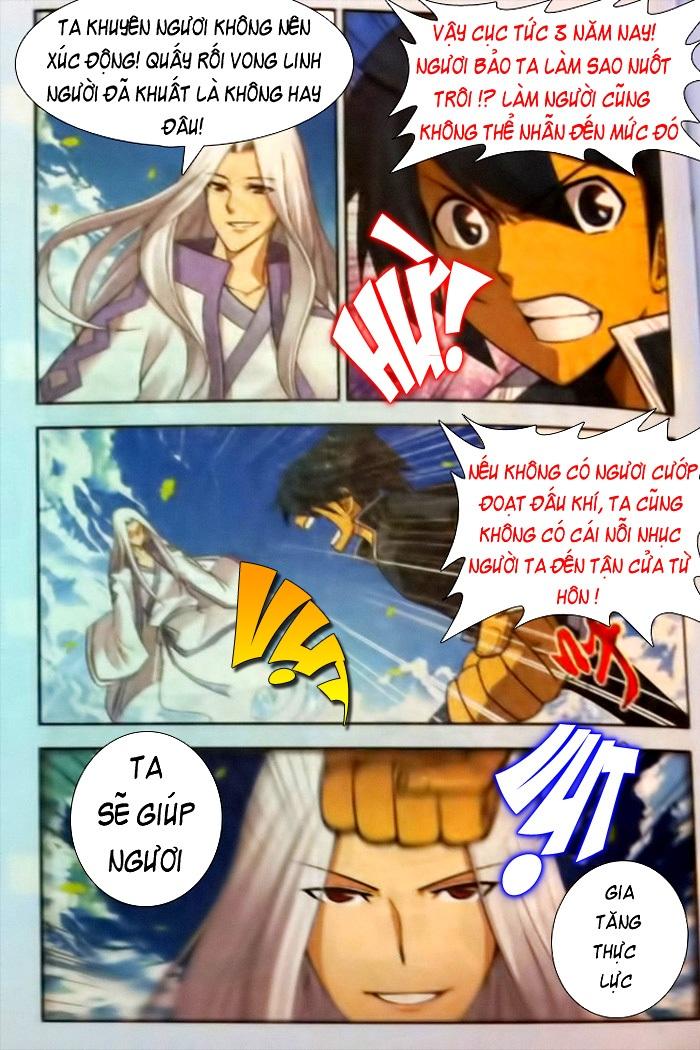 Đấu Phá Thương Khung chap 3 page 10 - IZTruyenTranh.com