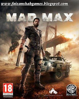 Mad max game free download