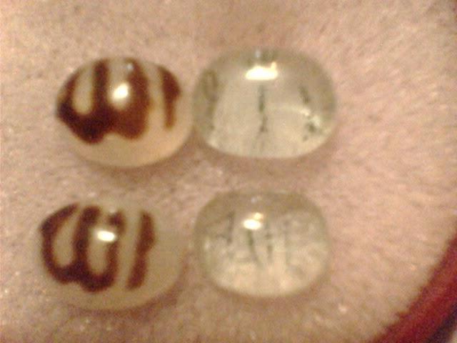 Batu permata putih