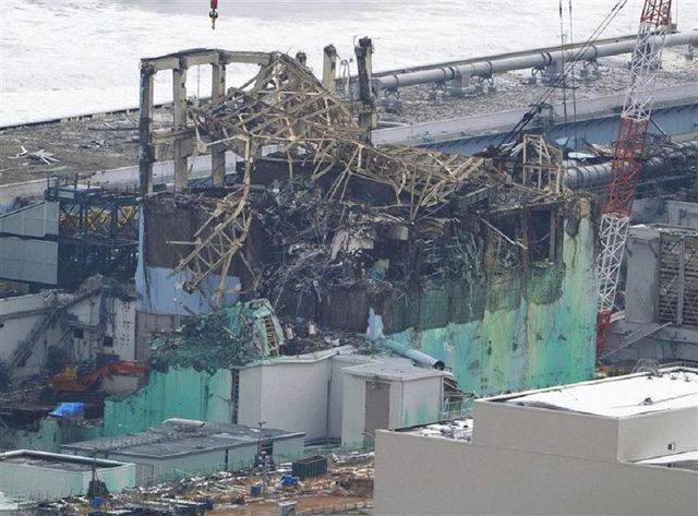 Fukushima boss remains in the dark about the location of 600 tons of melted radioactive fuel...