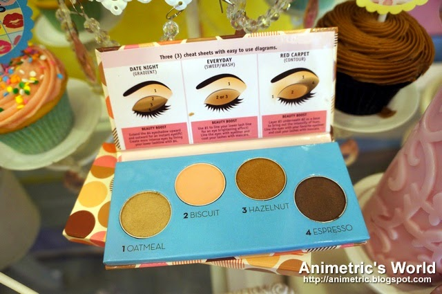 Happy Skin Holiday Makeup Collection 2014