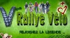 Rallye Vélo c'est parti !