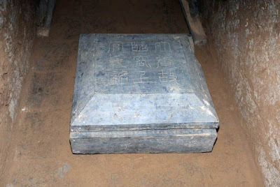 More on Tomb of ancient Chinese female 'prime minister' found