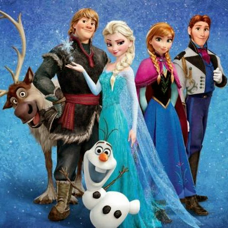 Frozen Movie Weekend _ New England