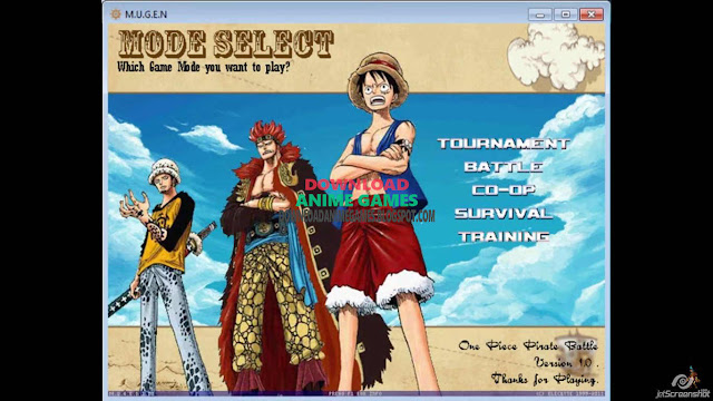 One Piece Pirate Battle