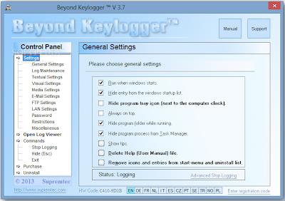 BEYOND KEYLOGGER 3.7 FULL CRACKED FREE DOWNLOAD NO SURVEY