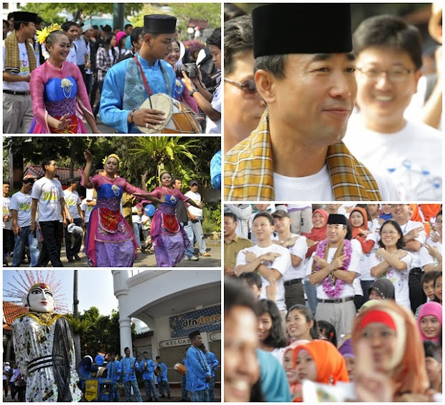 Opening Ceremony SEIN 22nd Anniversary