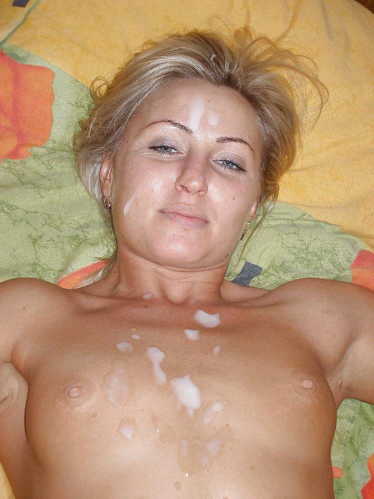 Фото частное девушки в сперме 39445 фотография