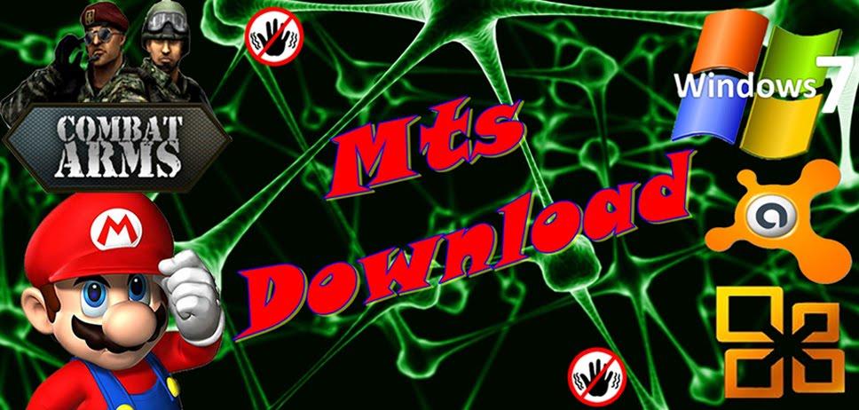 Mts Download, Seus Download's são aqui mesmo!!!
