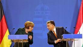 A Budapest, Merkel critique la démocratie illibérale de Orban