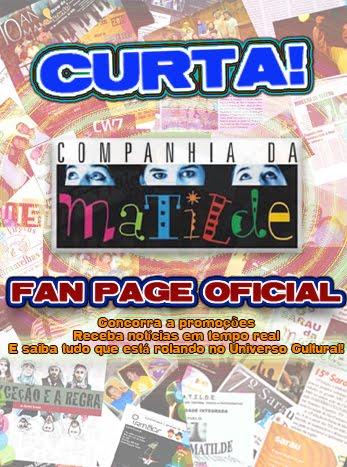 FanPage da MATILDE no Facebook!