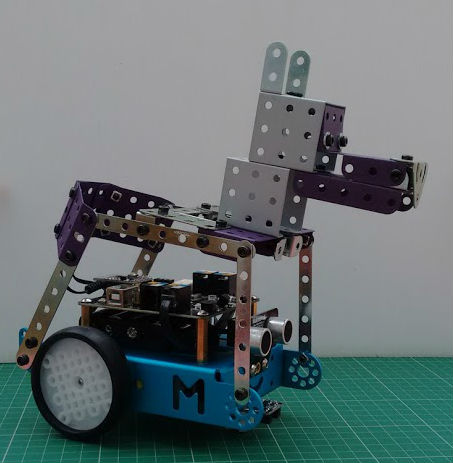 how to build a robot dog from scratch