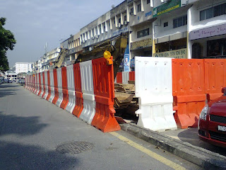 Indah Water upgrading sewerage in Damansara Uptown