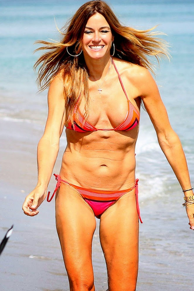 Kelly Bensimon Bikini Nude Photos 47